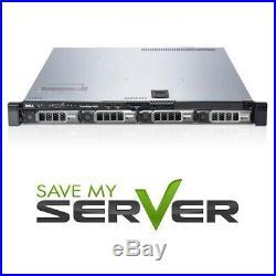 Dell PowerEdge R420 Server 2x E5-2420 = 12 Cores 16GB RAM H310 4x 3TB SAS