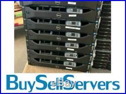 Dell PowerEdge R510 12 Bay LFF, 2x 2.13 QC 8GB, H700 -bezel -2PS A+