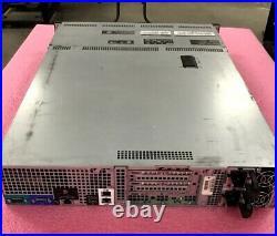 Dell PowerEdge R510 12 x 2 Bay 3.5 LFF CTO Server H200, 2x 750W 12x Trays E5506