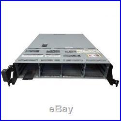 Dell PowerEdge R510 8-Core 2.40GHz E5620 24GB 2x PSU H700 No 3.5 HDD 12B EE
