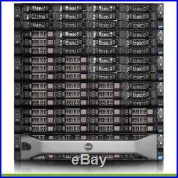 Dell PowerEdge R510 NAS Storage Server E5520 QC 8GB RAM 24TB 7.2K SATA H700 2PSU