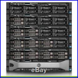 Dell PowerEdge R510 Server Dual E5520 Quad Core 32GB 12TB 6x2TB H200 1PS