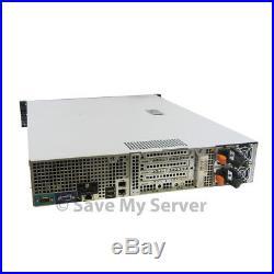 Dell PowerEdge R510 Server Dual Xeon X5570 QC 2.93GHz 16GB 8x2TB PERC6i RPS