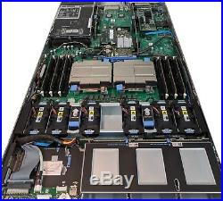 Dell PowerEdge R610 II Server 2x QC 2.4GHz E5620 / 48GB RAM / 2x PSU/ SAS RAID
