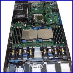 Dell PowerEdge R610 Server 2x Intel Xeon X5670 2.93Ghz Perc 6/i 256MB Cache 96GB