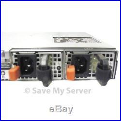Dell PowerEdge R610 Server 2x X5650 2.66GHz 96GB 6x 300GB HDD H700 iDRAC6 RAILS