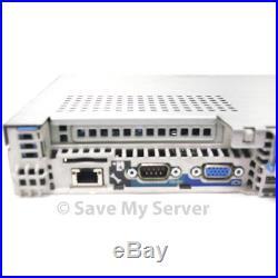 Dell PowerEdge R610 Server Dual Xeon E5520 QC 2.26GHz 24GB PERC6i iDRAC6 1PS