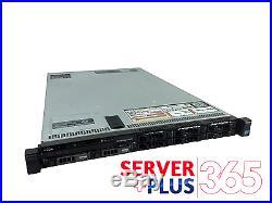 Dell PowerEdge R620 8Bay Server, 2x 2GHz 6 Core E5-2620, 128GB, 2x 600GB, H710
