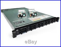 Dell PowerEdge R630 1U Server 2x E5-2660V3 128GB 2x 600GB H730 Dell Warranty
