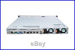 Dell PowerEdge R630 Bare Bones 1U Rack Server, Motherboard, 750W PS, H330