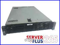 Dell PowerEdge R710 2.5 Server, 2x 2.4 GHz 6 Core, 32GB RAM, PERC6i, 4x Trays