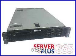 Dell PowerEdge R710 2.5 Server, 2x 3.06 GHz 6 Core, 128GB, 2x 146GB 15k, 2x RPS