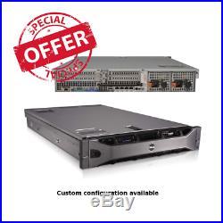 Dell PowerEdge R710 2x X5650 2.66GHz Six core 48GB RAM 4 x 146GB HDD Perc 6i