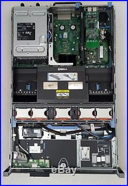 Dell PowerEdge R710 2x X5650 2.66GHz Six core 48GB RAM 6 x 3.5 Caddy Perc 6i