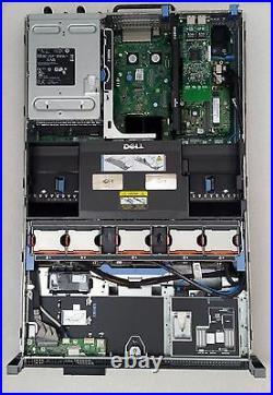 Dell PowerEdge R710 2x X5675 3.06GHz Six core 64GB RAM 6 x 3.5 Caddy H700