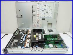 Dell PowerEdge R710 / 6-Bay 3.5 / 2x Intel Xeon / H700 / 2x 870W PSU / No HDD