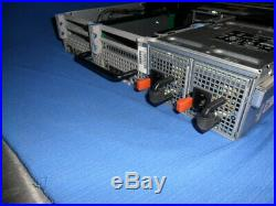 Dell PowerEdge R710 Server 2 L5630 Procs H700 RAID Card Dual Pwr No Mem