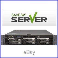 Dell PowerEdge R710 VMware ESXI Server 2x E5540 2.53GHz 4Core 64GB RAM 12TB HDD
