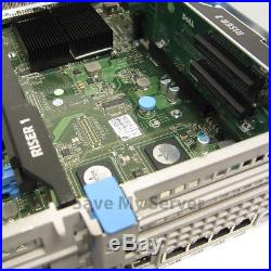 Dell PowerEdge R710 Virtualization Server 4-CORE 2x E5540 32GB H700 2PSU 6+Trays