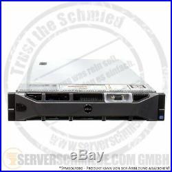 Dell PowerEdge R720 19 2U 8x 3,5 LFF 2x Intel XEON E5-2600 v1 v2 DDR3 ECC PERC