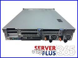 Dell PowerEdge R720 3.5 Server, 2x E5-2620 2.0GHz 6Core, 64GB, 8x Tray, H310