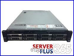 Dell PowerEdge R720 3.5 Server, 2x E5-2670 2.6GHz 8Core, 64GB, 4x Tray, H710