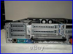 Dell PowerEdge R720 Virtualization Server 6-Core 32GB 4x300GB 10K 1.2TB PERCH710