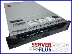 Dell PowerEdge R720XD 3.5 Server, 2x E5-2650 2.0GHz 8Core, 32GB, 12x Trays, H710