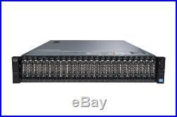 Dell PowerEdge R720xd 2x Six-Core E5-2620 2Ghz 32GB RAM 24x 2.5 Bays 2U Server