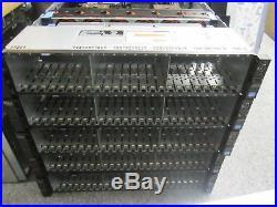 Dell PowerEdge R720xd SFF 24 Bay Barebone CTO Server, 2x 750W PSU