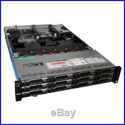 Dell PowerEdge R720xd Server CTO Bare 12 Trays 2x PSU Enterprise