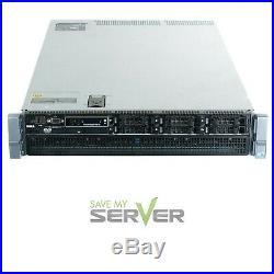 Dell PowerEdge R810 GEN II 4x E7-4870 2.4GHz 40-Core Server 128GB 4x 146GB 2PS