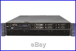 Dell PowerEdge R810 Server 4x 2.00GHz 32 CORES 64GB H700 2x Trays