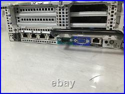 Dell PowerEdge R820 Server 4x E5-4640v2 2.20Ghz 40-Core 64GB Ram H710 2x 300GB