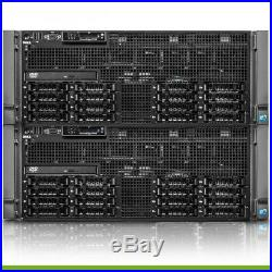 Dell PowerEdge R910 16 Bay Server 40 Cores 2.40GHz 512GB H700 4x 300GB