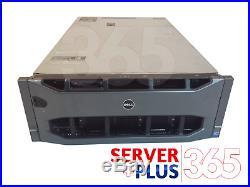 Dell PowerEdge R910 Server 4x 2.26GHz 40-Core H700 DVD iDRAC Enterprise