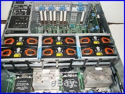 Dell PowerEdge R910 Virtualization Server 2x2.13GHz 16 Core 16GB 2x300GB SAS