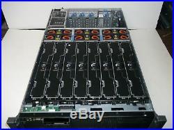 Dell PowerEdge R910 Virtualization Server 4x2.26GHz 32 Core 512GB 4x300GB SAS