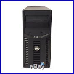 Dell PowerEdge T110 Server Xeon 4-Core X3430 2.40GHz 16GB RAM 1TB HD