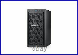 Dell PowerEdge T140 Server 8GB RAM RAID 3.4GHz Xeon E-2224 NEW
