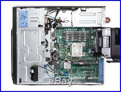 Dell PowerEdge T310 Tower Server X3430 QC 2.4GHz 32GB 8TB 4x 2TB PERC6i 1PSU