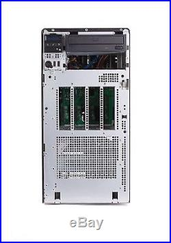 Dell PowerEdge T310 Tower Server X3440 QC 2.53GHz 16GB 2 Trays PERC6i DVD RPS