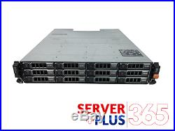 Dell PowerVault MD1200 12x 3.5, 2x 6Gbps SAS Controllers, 2x PSU, no caddy/drive