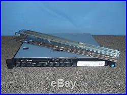 Dell Poweredge R210 II Server E3-1240 V2 3.4GHz 16GB 500GB with Rails