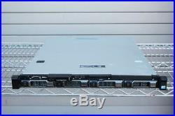 Dell Poweredge R410 2 X SIX CORE 2.40GHZ E5645 4 X 2TB 8TB 64GB PERC6 SERVER QTY