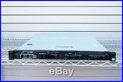 Dell Poweredge R410 2 X SIX CORE 2.93GHZ X5670 64GB RAM 500GB SERVER QTY AVBL