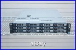 Dell Poweredge R510 2 X SIX CORE 2.40GHZ E5645 32GB 12 x 2TB 24TB SAS H700 SERVR