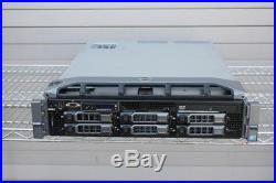 Dell Poweredge R710 2 X SIX CORE 2.66GHZ X5650 24GB 6 X 1TB 6TB SERVER