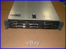 Dell Poweredge R710 2x Xeon L5640 2.26ghz Hex Core / 2x Trays / Perc6i / 2x 570w