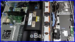 Dell Poweredge R710 Virtualization Server 2.66ghz 12 Cores 64gb 500gb 2xPSU